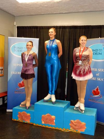 Bronze in Sr. Silver 2015