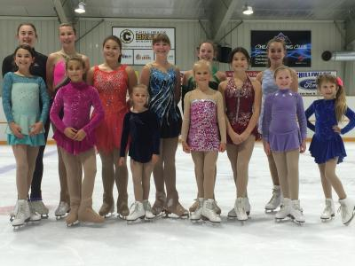 Competitive Skaters 2015